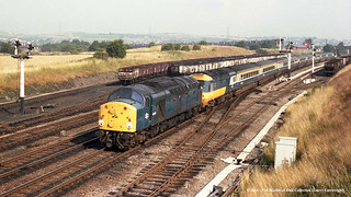 12/08/1981 - Treeton South Junction. | by 53A Models