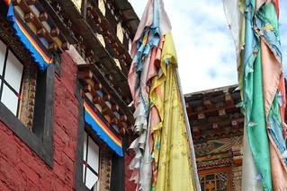 Templo · Tagong · China   by sebadella
