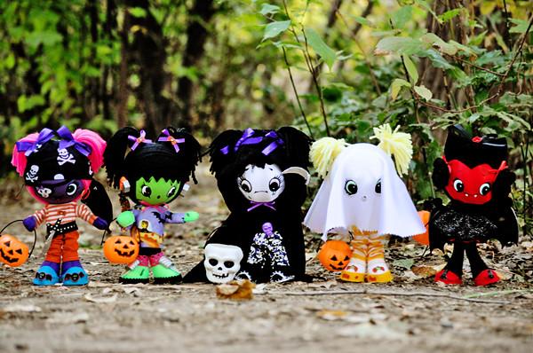 The Boopsie Boo Crew 2!