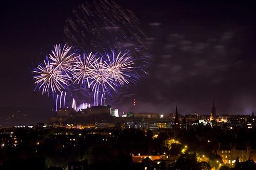 Festival Fireworks 2012 1