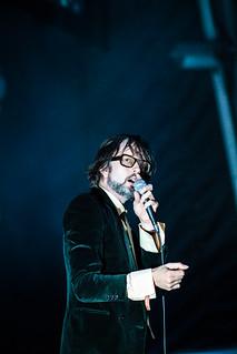 Jarvis Cocker at Primavera Sound 2011   by arne meyer