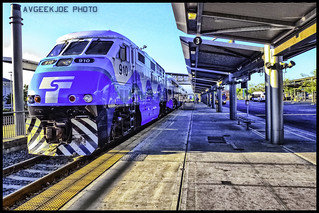 Sounder at Everett Station | by AvgeekJoe