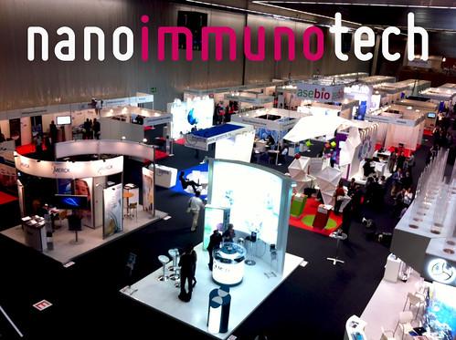 nanoimmunotech in BIOSPAIN 2012 | by NANOIMMUNOTECH S.L.