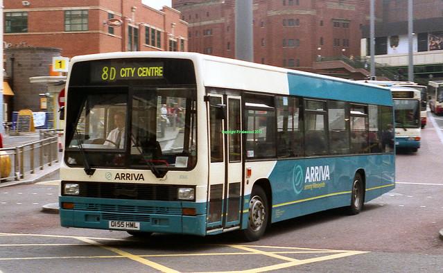 Arriva Merseyside 3068 (D155HML)