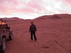 Medanoso Dune Paragliding