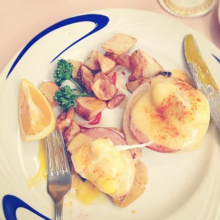 Eggs Benedict. | by momoko77