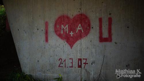 Ein Zeichen der Liebe