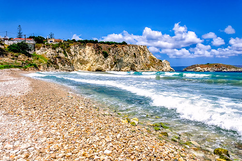 d90 beach nikon travel mediterranean greece landscape almyrida crete almirida creteregion gr