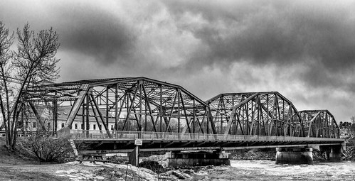 maine topsham brunswick greenbridge frankjwood bridge trussbridge river androscoggin
