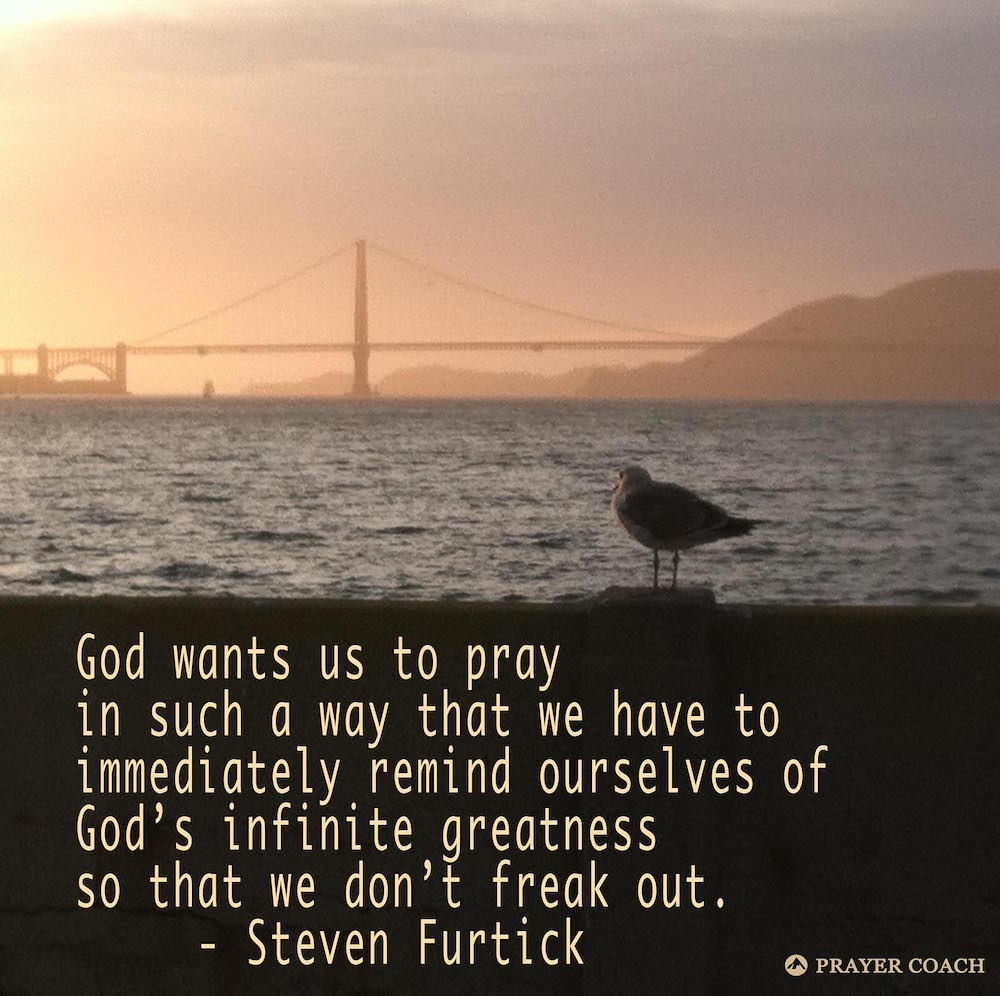 Don\'t Freak Out - Furtick | Steven Furtick quote - prayer-co ...