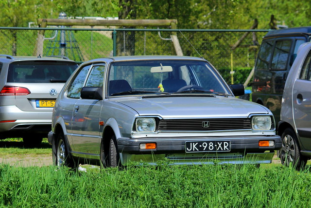 1983 Honda Civic 3D Luxe Hondamatic