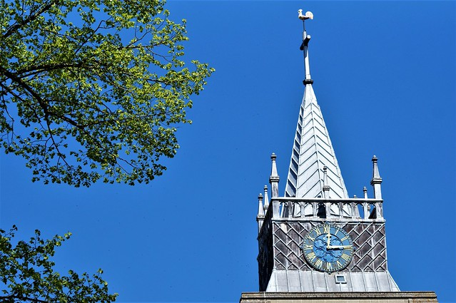 St.Mary's spire