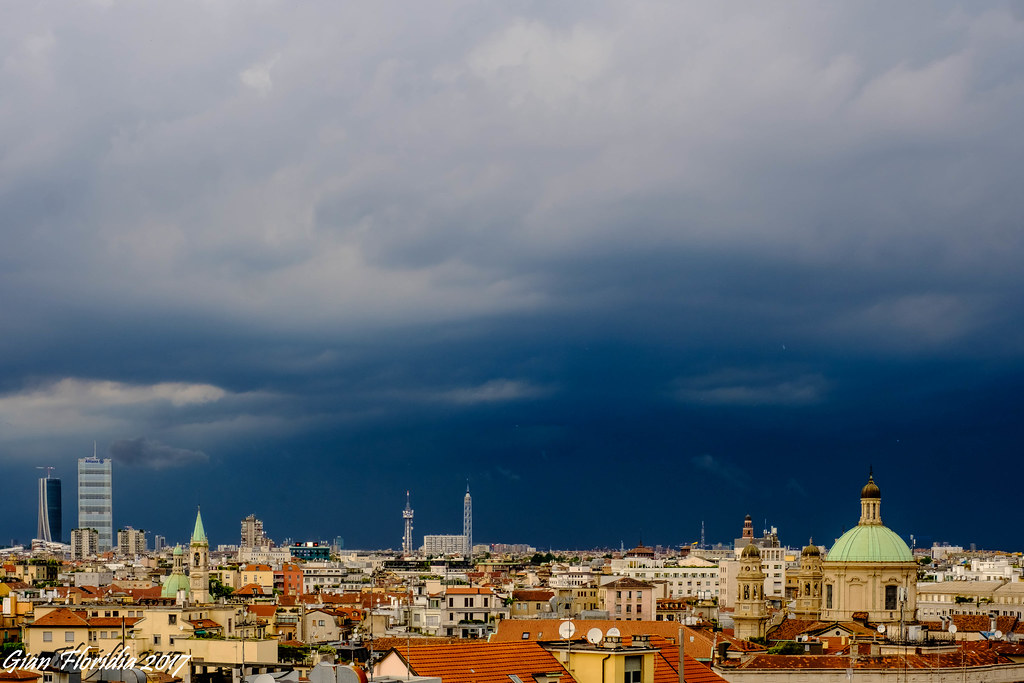 Il cielo sopra Milano, oggi