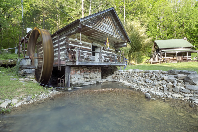 Old Mill, Overton County, Tennessee 2