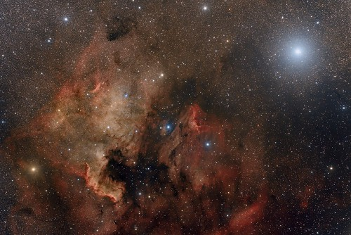NGC7000 & IC5070_2018 | by astrocentejo (La Tierra se me queda pequeña)