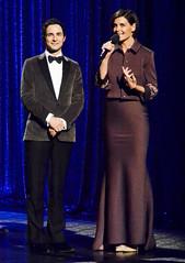 Zac Posen & Katie Holmes @ Brooks Brothers Celebrates 200 Year Anniversary