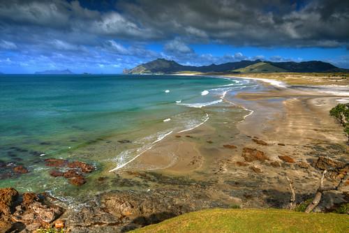 newzealand northisland nz northland pacific whangarei beach kiwi winter