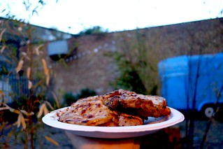 London BBQ School with Branston Pickle   by erin.niimi