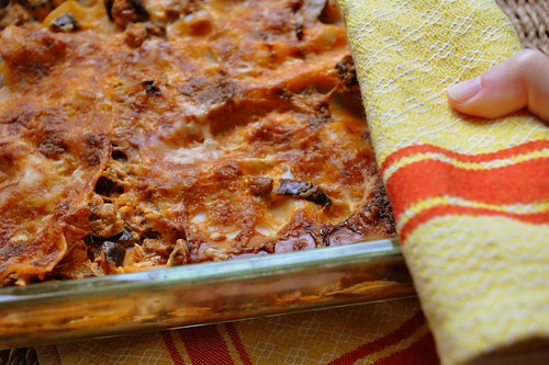 Lasagnes aux aubergines - 2012-08-31 - W35 | by fred_v