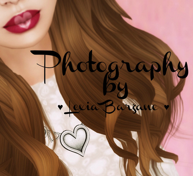 New Logo for Photography by Lexia Barzane