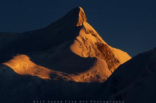 Malubiting Peak 7458m.. | by M Atif Saeed