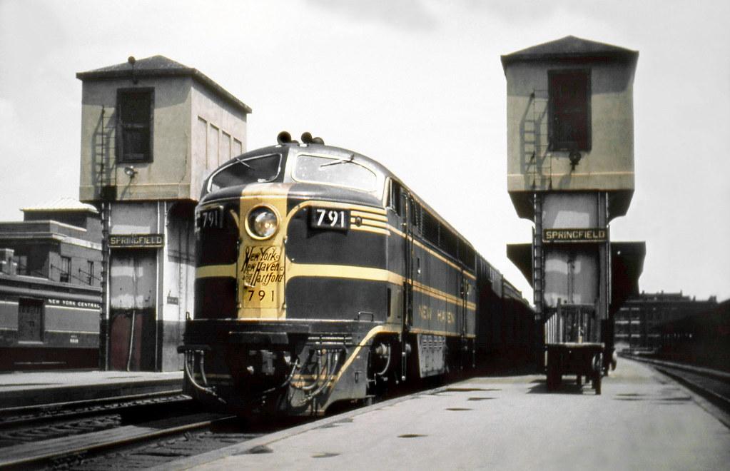 New Haven DER-4 FM (C-Liner) CPA-24-5 locomotive # 791, se… | Flickr