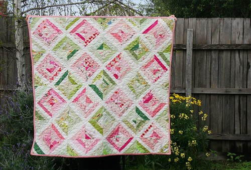 quilt for katie | by penelope waits
