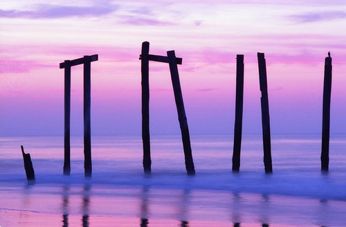 street 59th x700 minolta 35mm 100 ektar kodak pier ocnj jersey new oceancity city ocean sunrise nj sunriseatoceancity film