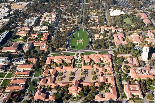 Stanford University Quad