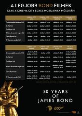 2012. október 3. 17:13 - A legjobb Bond filmek