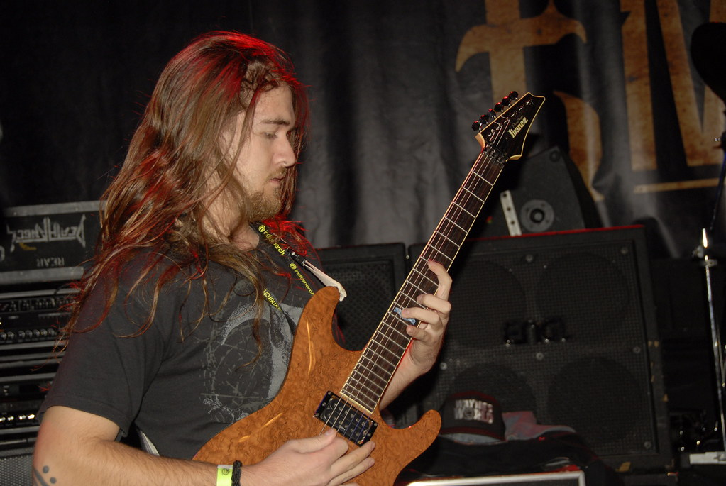 Steven Funderburk of Wretched