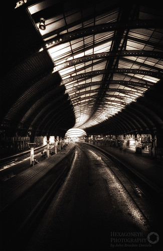 York Station Sepia HDR | by Hexagoneye Photography