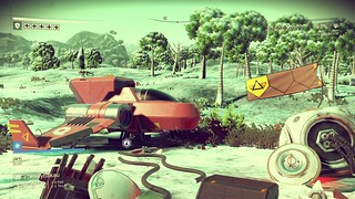 The Game Begins - my appearance into the NMS universe | by blakespot