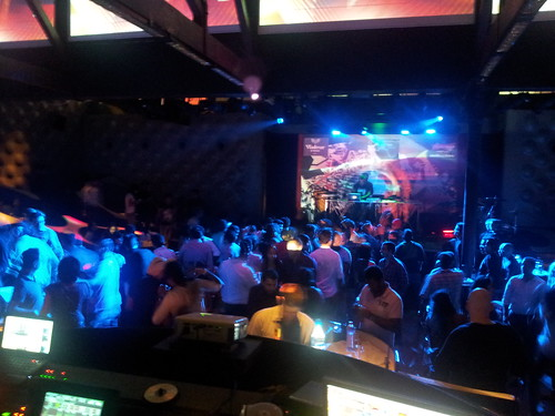 BlueFrog nightclub   by little_ram