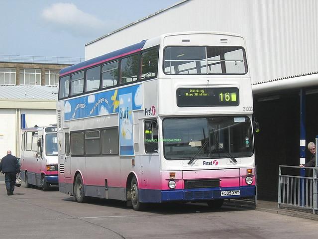 First Midland 31033 (F595XWY)