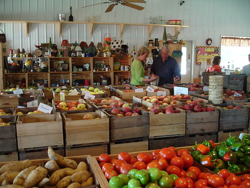 Farm Shop at Forrest Hall Farm, Mechanicsville