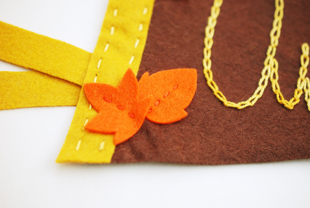 Autumn Mini Pennant
