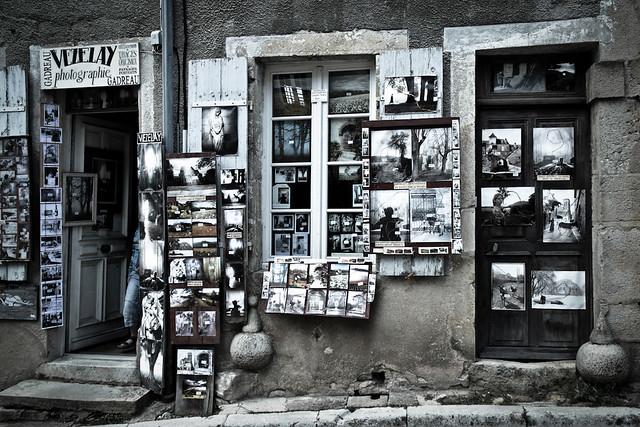 Le photographe de Vézelay