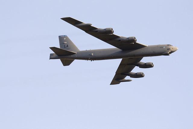 ILA: B-52