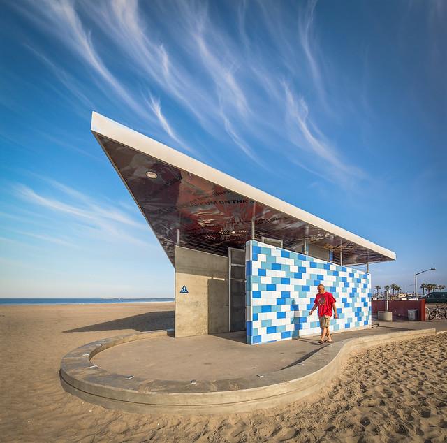 Ocean Beach Comfort Station
