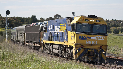NR101 at Bell Post Hill | by michaelgreenhill