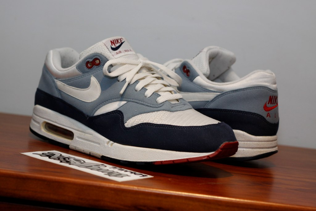 finest selection fa7bb d21c5 ... Nike Air Max 1  Greystone  2004   by Trav409