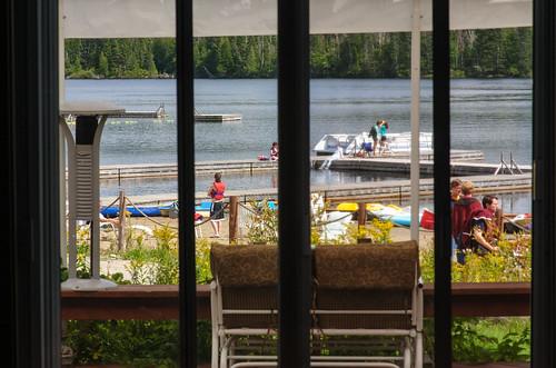people canada water landscape outside quebec lakes inside laurentians laurentides klezkanada nikkoraf85mmf14d niknala nikond300 lantier campbnaibrith 28aug2009 klezkanada2009 1400531au
