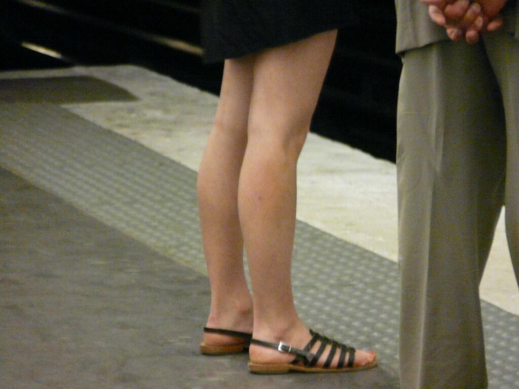 Les jambes des parisiennes P1130437
