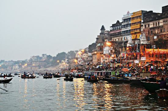 Ganges River India | This image can be used by other ...