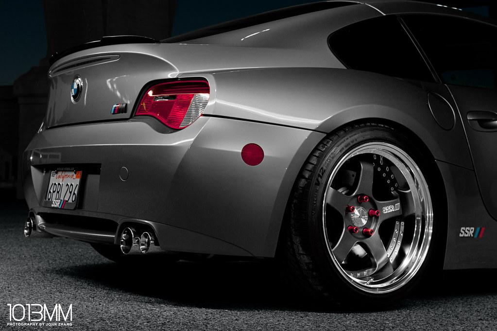 Ssr Wheels Bmw Z4 M Coupe Roadster 1013mm Com Blog 2012