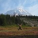 Spray Park & Mt. Pleasant Hike, Mt. Rainier, Septeber 2012