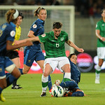FOOTBALL : France vs Irlande - Eliminatoires Euro - 15/09/2012
