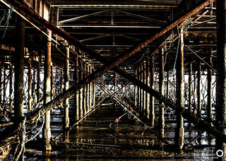 Under the Pier | by Hexagoneye Photography