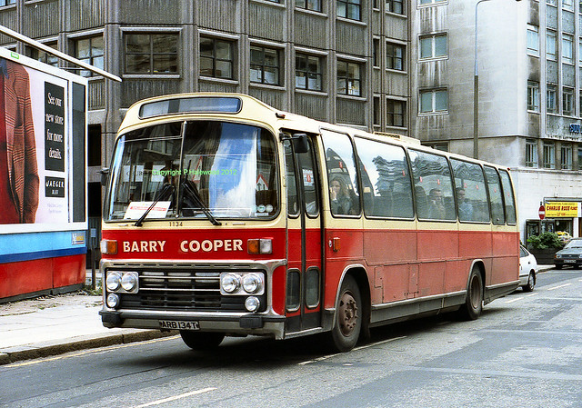 Barry Cooper ARB134T